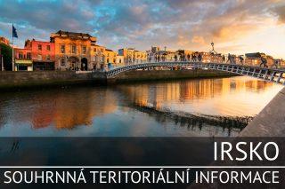 Irsko: Souhrnná teritoriální informace