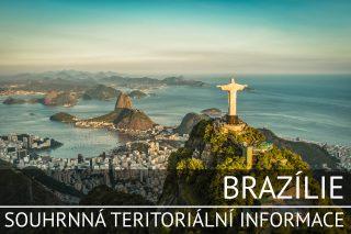 Brazílie: Souhrnná teritoriální informace