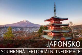 Japonsko: Souhrnná teritoriální informace