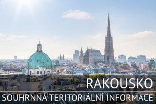 Rakousko: Souhrnná teritoriální informace
