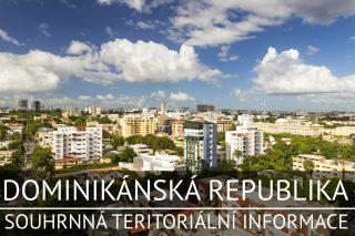 Dominikánská republika: Základní charakteristika teritoria, ekonomický přehled