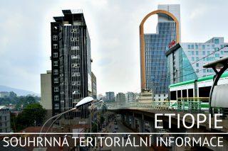 Etiopie: Základní charakteristika teritoria, ekonomický přehled