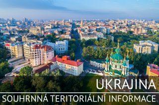 Ukrajina: Souhrnná teritoriální informace