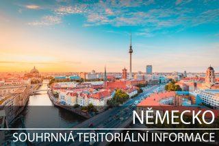 Německo: Souhrnná teritoriální informace