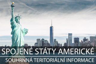 Spojené státy americké: Souhrnná teritoriální informace