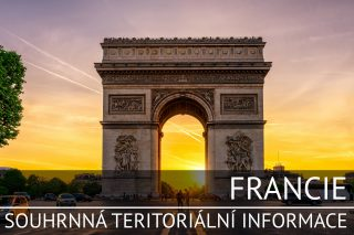 Francie: Souhrnná teritoriální informace