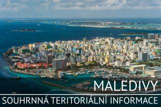 Maledivy: Základní charakteristika teritoria, ekonomický přehled