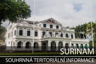 Surinam: Souhrnná teritoriální informace