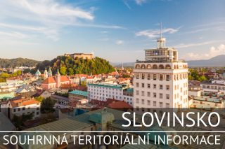 Slovinsko: Základní charakteristika teritoria, ekonomický přehled