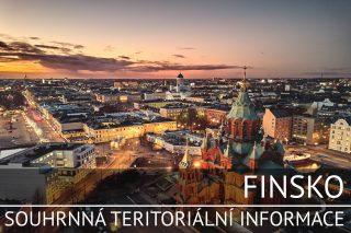 Finsko: Souhrnná teritoriální informace