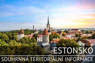 Estonsko: Souhrnná teritoriální informace