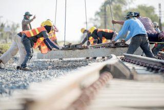 Železnice v Nigérii posílí