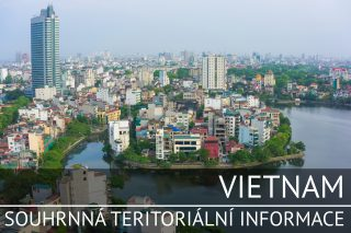Vietnam: Souhrnná teritoriální informace