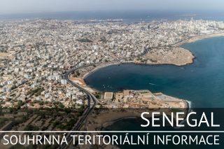 Senegal: Základní charakteristika teritoria, ekonomický přehled