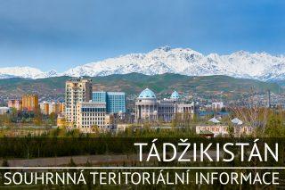 Tádžikistán: Souhrnná teritoriální informace