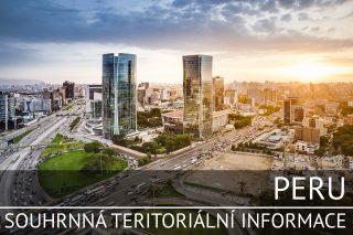 Peru: Souhrnná teritoriální informace