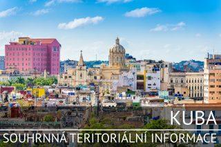 Kuba: Souhrnná teritoriální informace