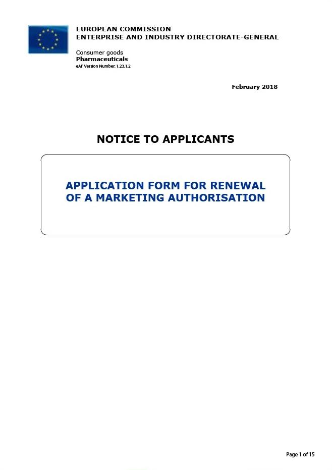 Žádost o prodloužení platnosti registrace veterinárního léčivého přípravku – Ústav pro státní kontrolu veterinárních biopreparátů a léčiv (ÚSKVBL)