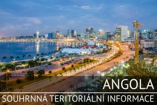 Angola: Souhrnná teritoriální informace