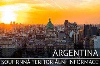 Argentina: Souhrnná teritoriální informace