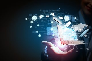 Rozvoj digitální techniky v Egyptě 2020