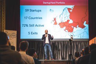 Zelená pro české startupy: StartupYard má za sebou rekordní rok
