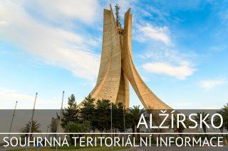Alžírsko: Souhrnná teritoriální informace