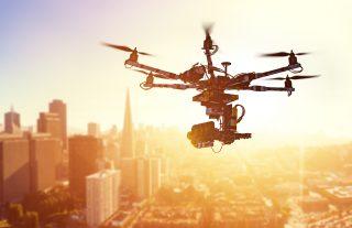 Drony budou kontrolovat tunely dubajského metra