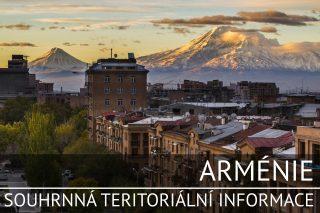 Arménie: Souhrnná teritoriální informace