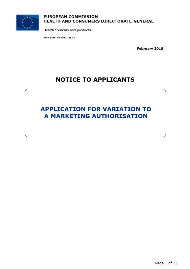 Žádost o změnu registrace veterinárních léčivých přípravků – Ústav pro státní kontrolu veterinárních biopreparátů a léčiv (ÚSKVBL)