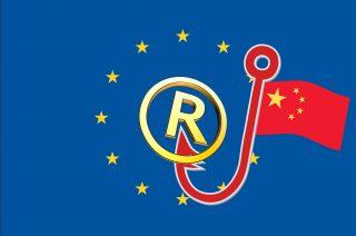 Přes 80 % padělků zabavených v EU pochází z Číny
