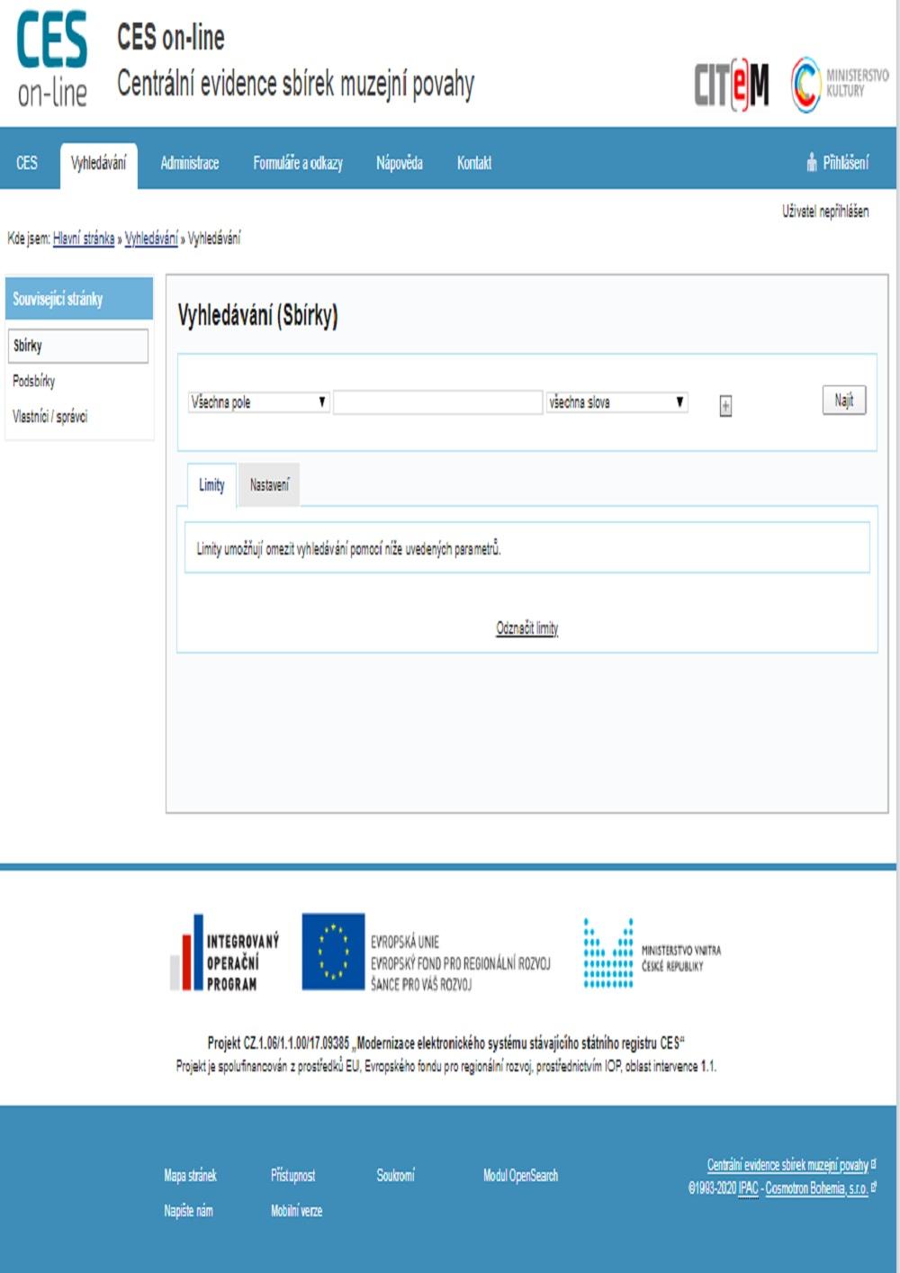Žádost o povolení k vývozu kulturních statků mimo celní území Evropské unie – Ministerstvo kultury (MK)