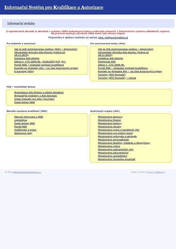 Žádost o prodloužení autorizace autorizované osobě – Ministerstvo průmyslu a obchodu (MPO)