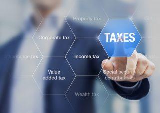Upozornění na daňové povinnosti v roce 2020