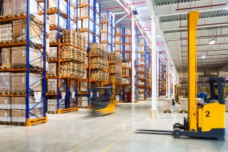 Budoucnost logistiky: internet věcí a chytřejší sklady