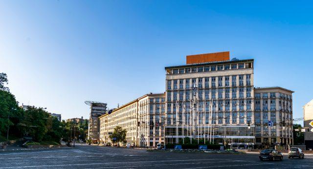 Na prodej má být mimo jiné čtyřhvězdičkový hotel Dnipro v Kyjevě.