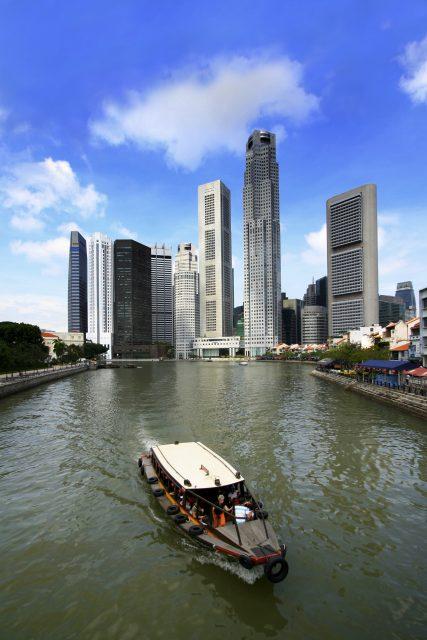 Podle žebříčku Doing Business je ostrov Singapur druhou nejlepší zemí pro podnikání na světě.