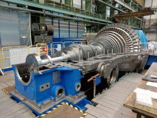 Doosan Škoda Power dodá první turbínu do Japonska