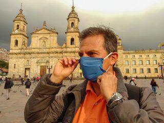 Koronavirus zastavil turistický boom v Kolumbii