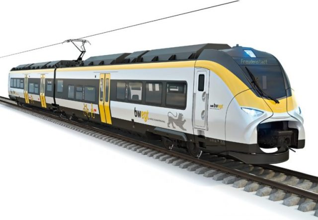 Vlak Mireo Plus B