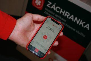 Aplikace Záchranka vznikla z bakalářské práce. Lidem pomáhá již ve čtyřech zemích