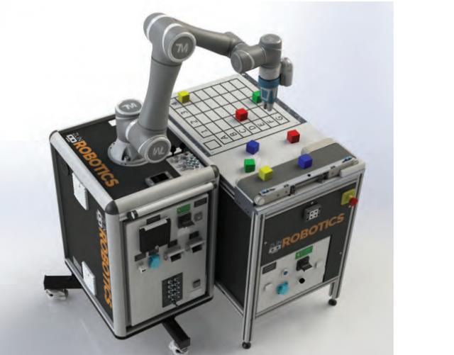 Projekt z dílny Zlín Robotics