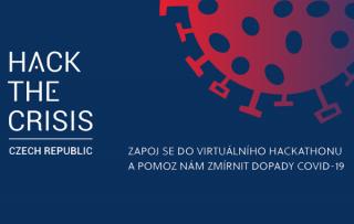 Hackni krizi! V boji proti koronaviru pomůže virtuální hackathon
