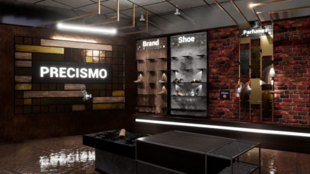 Virtuální obchod od společnosti Precismo