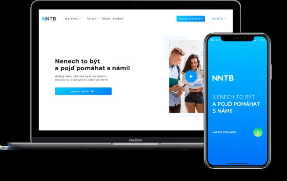 Startup FaceUp.com