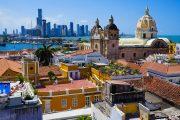 Ilustrační obrázek: Cartagena, Kolumbie