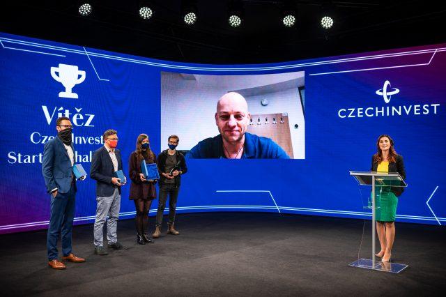 Vítězové CzechInvest Startup Challenge 2020: 24 Vision