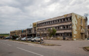 Obec Lužice po úderu tornáda v červnu 2021