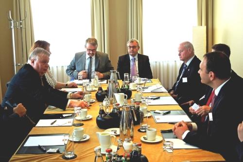 Podnikatelská mise v Sasku