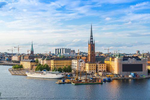 Svedsko, Stockholm